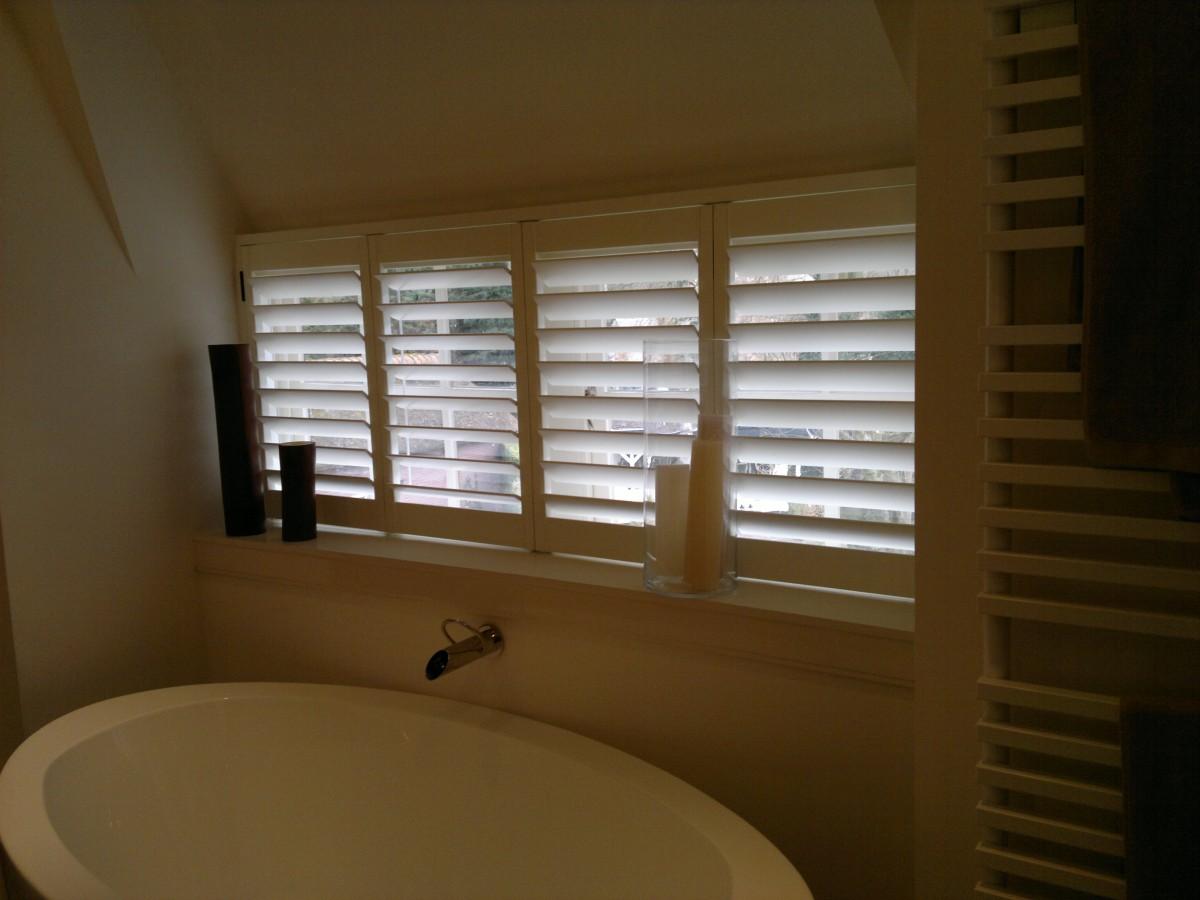 Clear view shutters - RMN Shutters